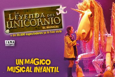 El Musical La Leyenda del Unicornio.