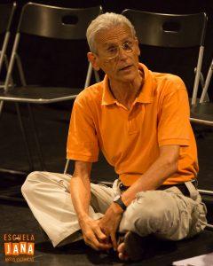 Juan Pastor, masterclass en Escuela JANA