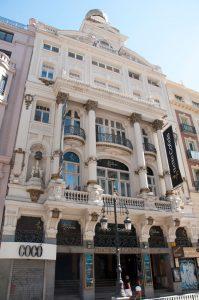 Curso de verano de Escuela JANA en el teatro ALCAZAR COFIDIS