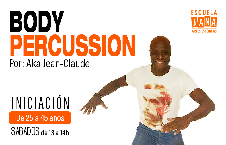 Body percussion Escuela JANA