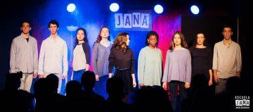Muestra de Interpretación, Escuela JANA
