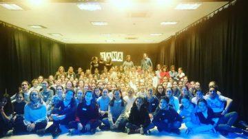 colegio fomento montealto visita la escuela jana