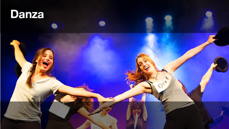 Clases de danza todos los niveles. Escuela JANA