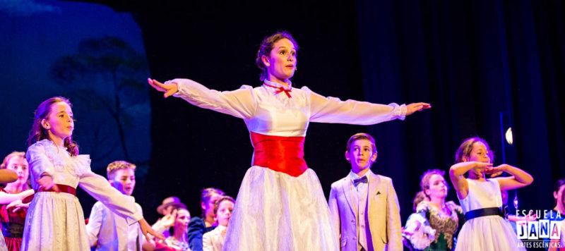 Jana Junior Musical de Mary Poppins