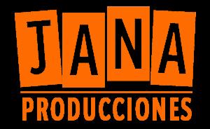 Jana producciones logotipo