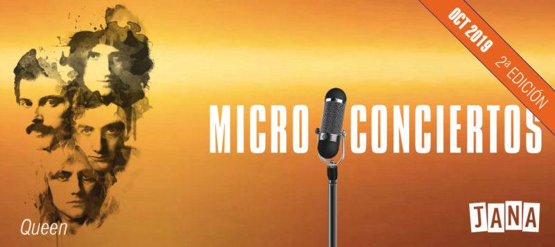 microconcierto queen segunda edicion