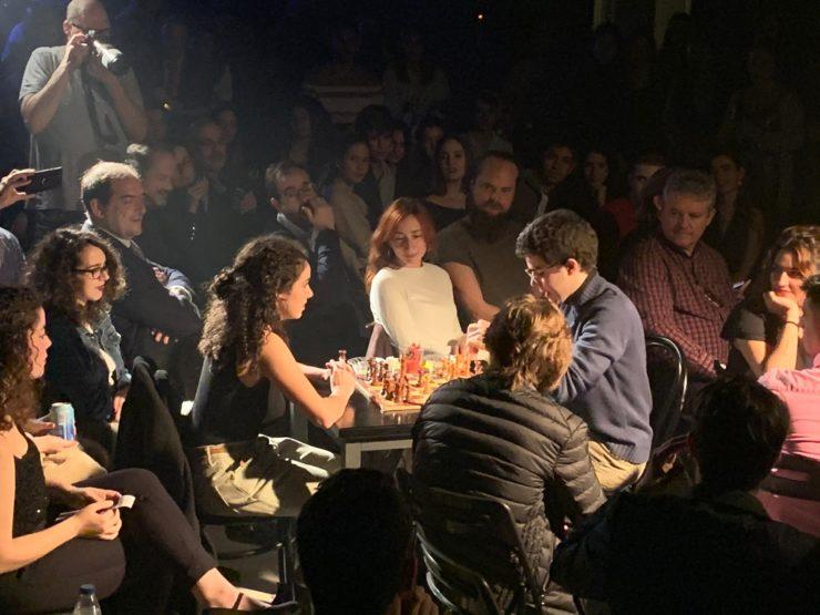 ajedrez drama bar