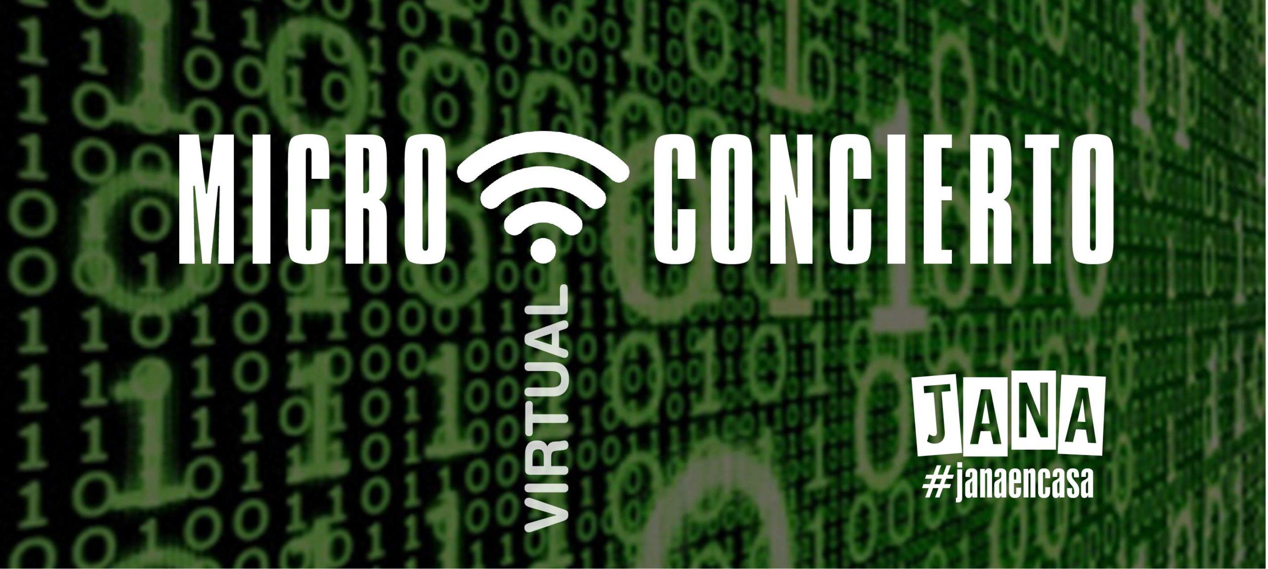 microconcierto virtual janaencasa