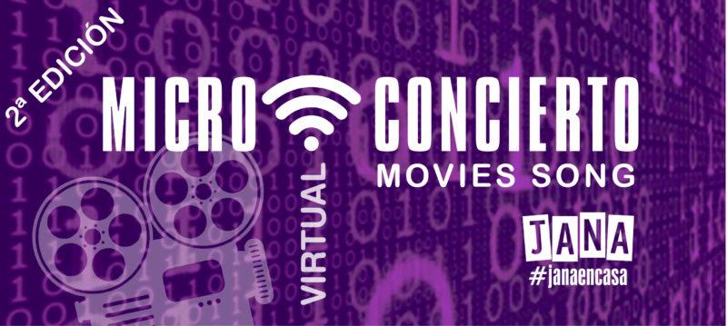 microconcierto virtual movies songs jana