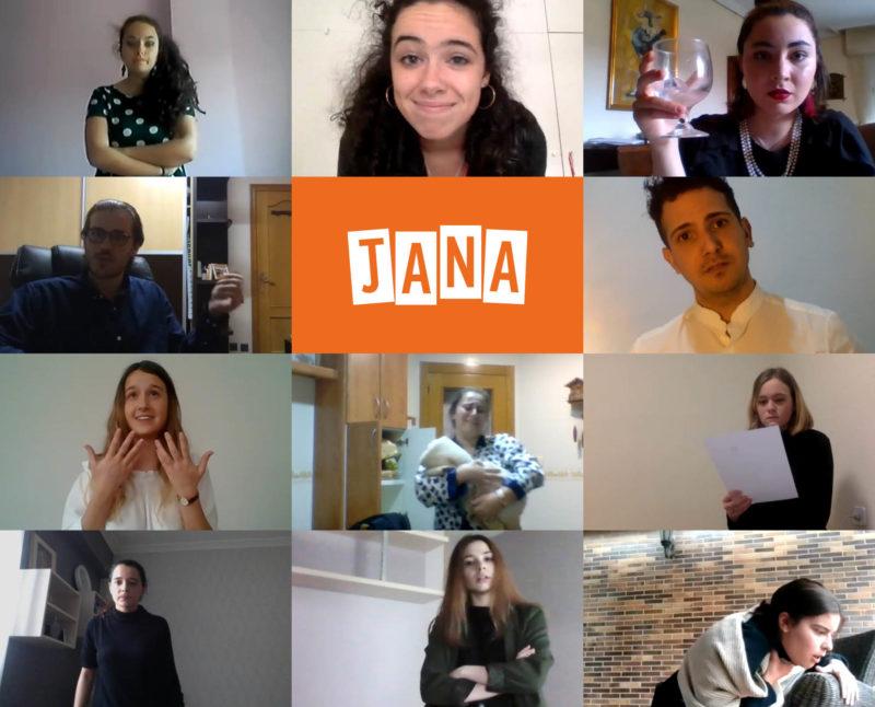 jana muestra diplomatura online the impossible dream