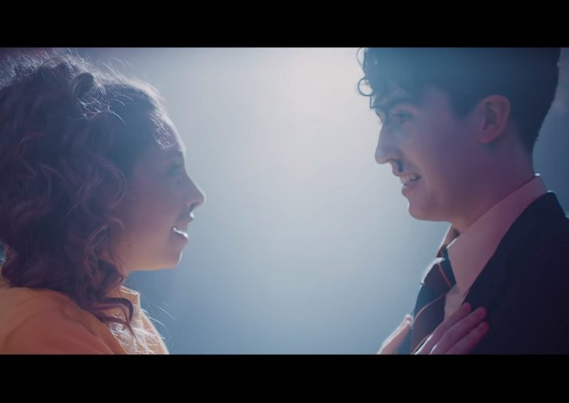 estreno del videoclip de taburete protagonizado por alumnos de jana