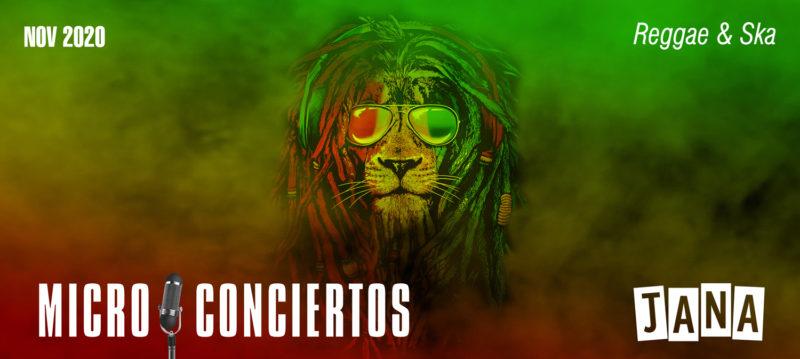 microconcierto reggae ska escuela jana