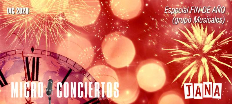 MicroConcierto Especial Fin de Año