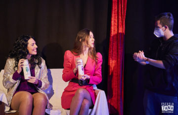 Drama Bar JANA diciembre ganaores Penélope Cruz y Sofía Vergara