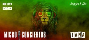 MicroConcierto reggae & ska escuela jana producciones