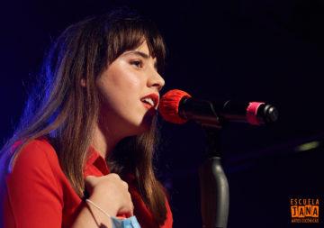 Helena Pardo gana el MicroConcierto Pop de los '90 de Escuela JANA