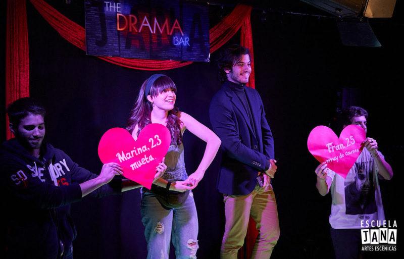 Drama Bar de febrero 2021
