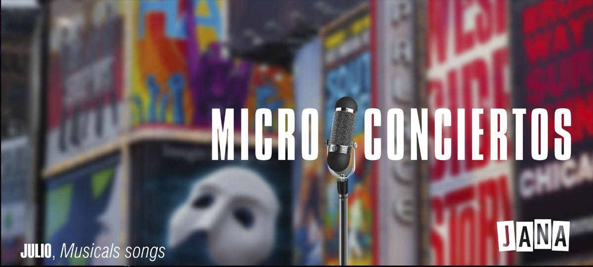 MicroConsierto Musical Songs 2021
