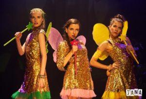 Regresa La Bella Durmiente, el musical de JANA PRODUCCIONES
